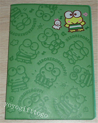 2017 Sanrio Keroppi Frog Passport Holder multi - purpose Holder