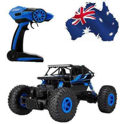 1/18 High Speed Scale 2.4G 4WD RC Off-Road Buggy RC Car Remote Controlled Toys