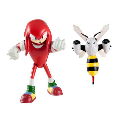 Sonic Boom 2 Figure Pack - Knuckles and Beebot 3 Inch Scale Figures  *BRAND NEW*