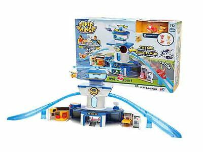 Super Wings Playset Deluxe Upw06000 $