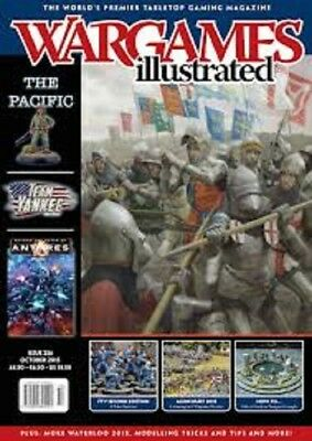 Wargames Illustrated Issue 336 Brand New Cheap!