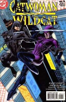 Catwoman Wildcat (1998) #1 VF