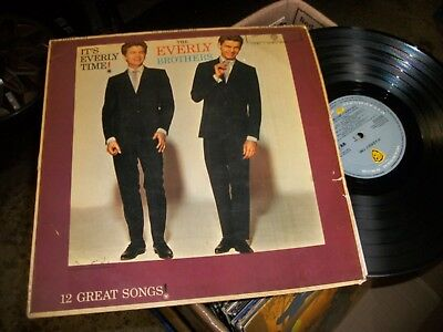 The Everly Brothers Vinyls X4 In 7 Inch 163 7 50 Picclick Uk