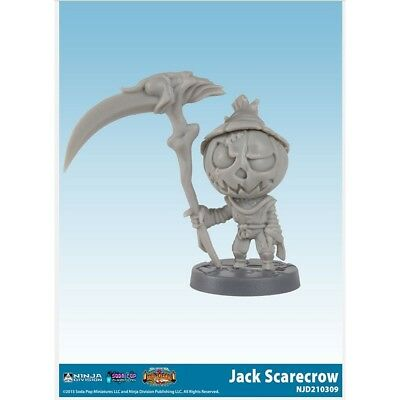 Super Dungeon Explore V2 - Jack Scarecrow - Soda Pop Minis Spm210309 Explore