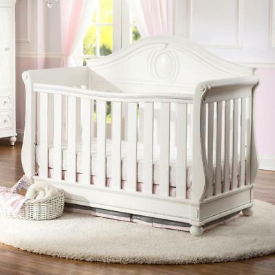 Disney Princess Magical Dreams 4-in-1 Convertible Crib-Brand New