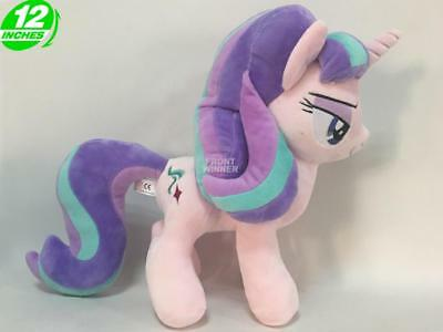 "12"" My Little Pony Starlight Glimmer Plush Doll Anime Stuffed Horse New POPL8134"