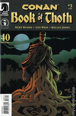 Conan Book of Thoth (2006) #3 FN