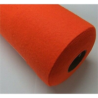 Playbox Felt Roll(orange) - 0 ,45 x 5 M - 160 G - Acrylic - Pbx2470329