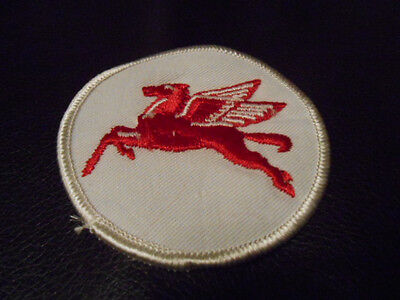 Mobil Pegasus Patch - NOS - Original - Vintage - Oil - Gas - Gasoline