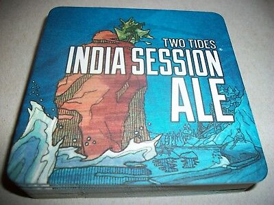 10- Brand New- India Session Ale- Granville Island- Beer Coasters
