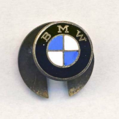 BMW Emaille Abzeichen KNOPFLOCH Buttonhole BADGE Pin AUTOMOBILE Car