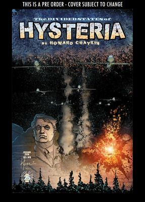 (Wk45) The Divided States Of Hysteria #6  - Preorder