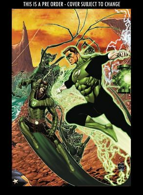 (Wk45) Hal Jordan And The Green Lantern Corps #32A (Metal) - Preorder