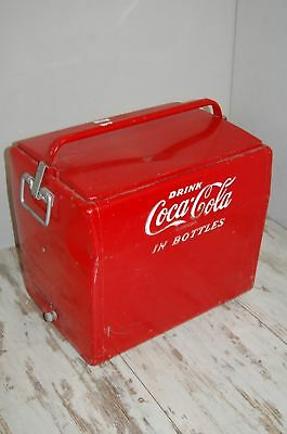 Coca Cola Picknick Cooler Vintage Kühlbox