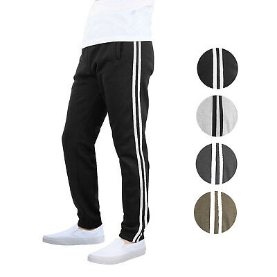 New Men's Lightweight Athletic Casual Elastic Gym Sport Jogger Sweat Pants
