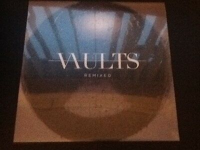 "Vaults - Remixed 12"" Vinyl E.P"
