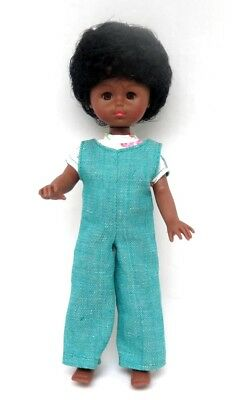 "VOGUE 1978 Afro American World Of Ginnette Doll 8"" New In Box"