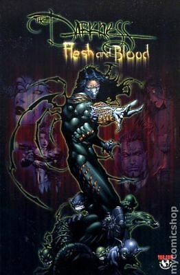 Darkness Flesh and Blood TPB (2005) #1-1ST FN