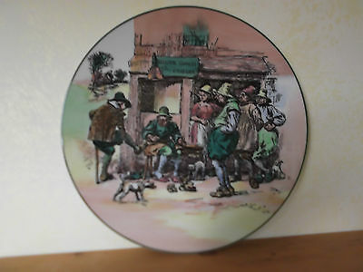 Royal Doulton Translucent Collector Plate 'The Cobbler'  TC1052