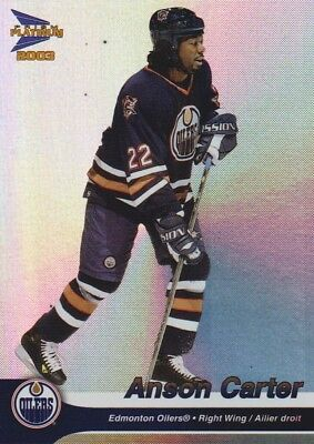 2002-03 McDonald's Pacific Hockey Cards Pick From List