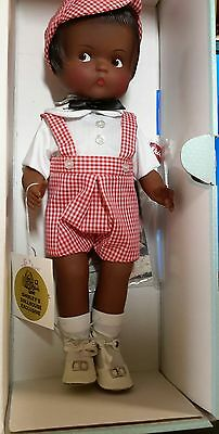 1987 Black Patsy boy Shirley's dollhouse exclusive ) In Original Box w/Cert.