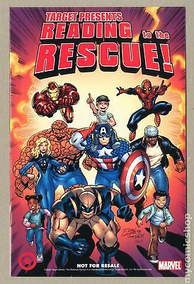Target Presents Reading to the Rescue (2004) #3 NM- 9.2
