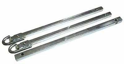 Safety Tow Bar 3 PC Length 1,80 M- 2000 kg total weight 3050