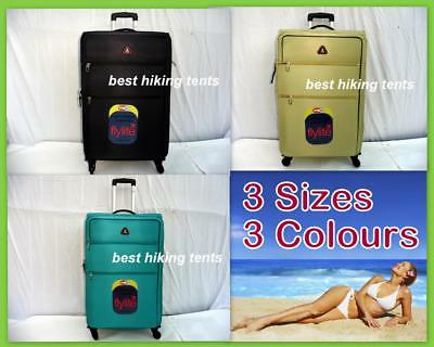 Lightest Spinner Luggage Travel Suitcase Rolling Briefcase Trolley TSA Lock NEW*