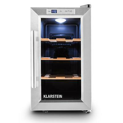 [Occasion] Cave A Vin 25 Litres Klarstein Armoire Refrigeree Vinotheque Classe B