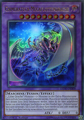 Yu-Gi-Oh - Legendary Dragon Decks - Cyber Drachen Deck - Deutsch - 1. Auflage