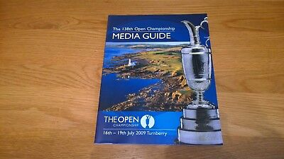 2009 The Open Golf Championship Media Guide
