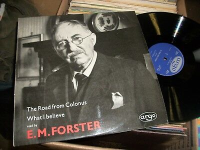 E.m Foster- The Road From Colonous Vinyl Album