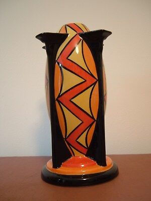 Lorna Bailey Arabesque  Limited Edition (145/250) Vase In Excellent Condition.
