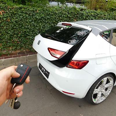 Seat Leon III 5-türer - Automatic Tailgate - by Remote Control