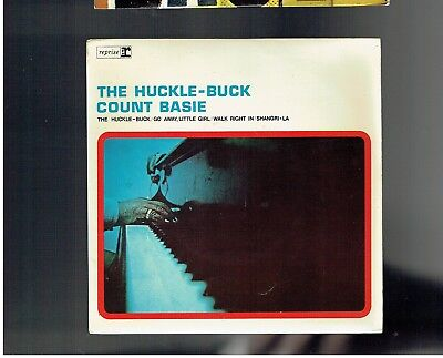 Count Basie The Huckle-Buck Ep Reprise 1966 Walk Right In/shangri-La