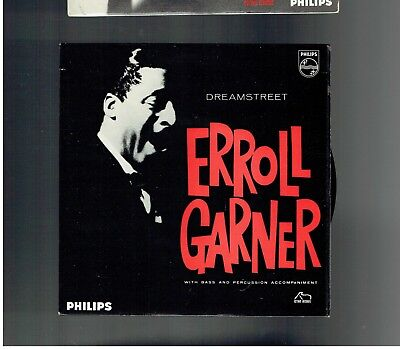 Erroll Garner Dream Street Ep When Youre Smiling/the Lady Is A Tramp