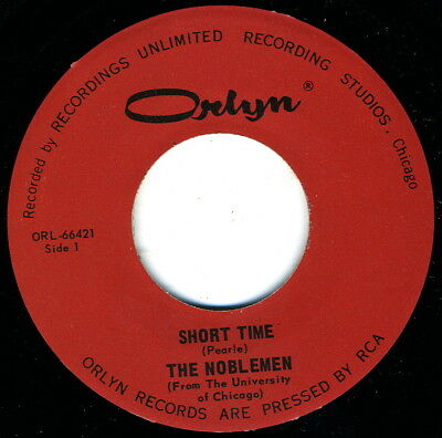 NOBLEMEN - Short Time / OTHER HALF - The Girl With The Long Black Hair (Orlyn)