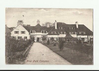 Prior Field Compton.  Godalming 1905.nr. Guildford, Puttenham, Farncombe. Surrey