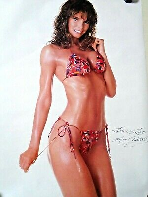 Ann Turkel / Orig.Vintage 1984 pin-up Poster - #2180 / Exc. new cond.- 22 x 32""