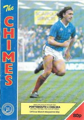PORTSMOUTH  v.  CHELSEA.   Division Two.   1988/89