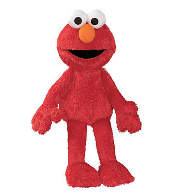 Sesame Street - Extra Large Elmo Plush Soft Toy *BRAND NEW*