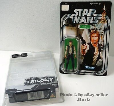 Star Wars Han Solo 2004 Vintage Original Trilogy Collection VOTC Kenner Hasbro