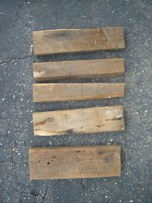 Vtg Antique Reclaimed Old Barn Wood Board Salvaged Siding Lumber Signs/Crafts JJ