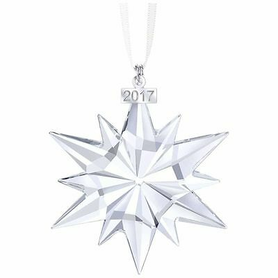 Swarovski 2017 Annual Edition Ornament Snowflake,Celebration 5257589 NIB