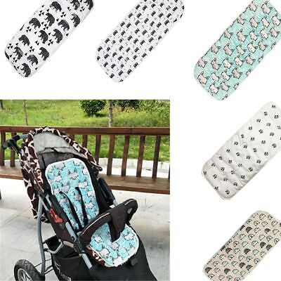 Baby Stroller Pram Pushchair Soft Washable Car Seat Liner Pad Mat Cushion Useful