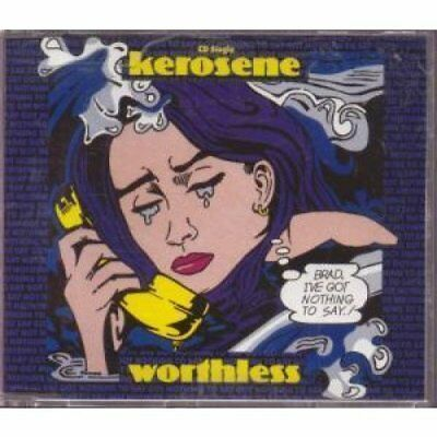 worthless / heart / blind / something real -  (UK IMPORT)  CD NEW