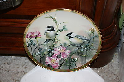Lenox Collections Rose Morning Plate Is Trimmed In 24Kt Gold Coa