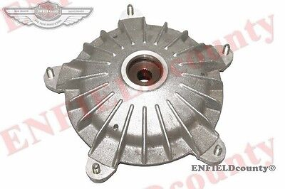 "New Small Frame 10"" Front Wheel Rim Drum Brake Unit  Vespa Et3 50 Special @cad"