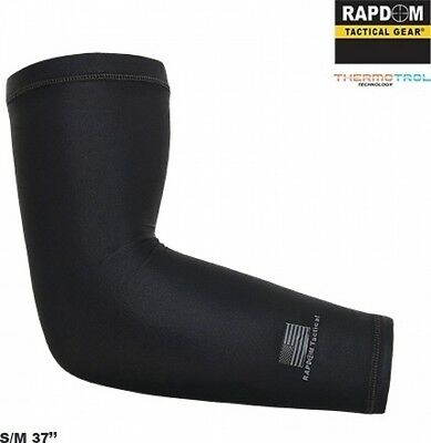RapDom USA Grey Flag Mens Compression Arm Sleeve