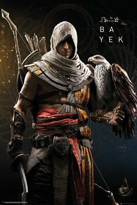 FP4548 Assassins Creed Origins Bayek   MAXI POSTER SIZE 91.5 x 61cm